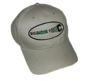Baseball Cap - Big Gator Tools